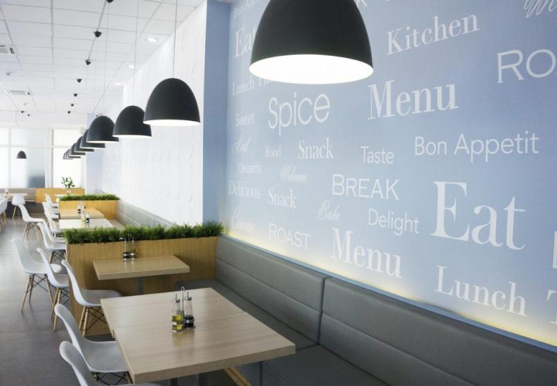 The Canteen Restaurant Inside 1