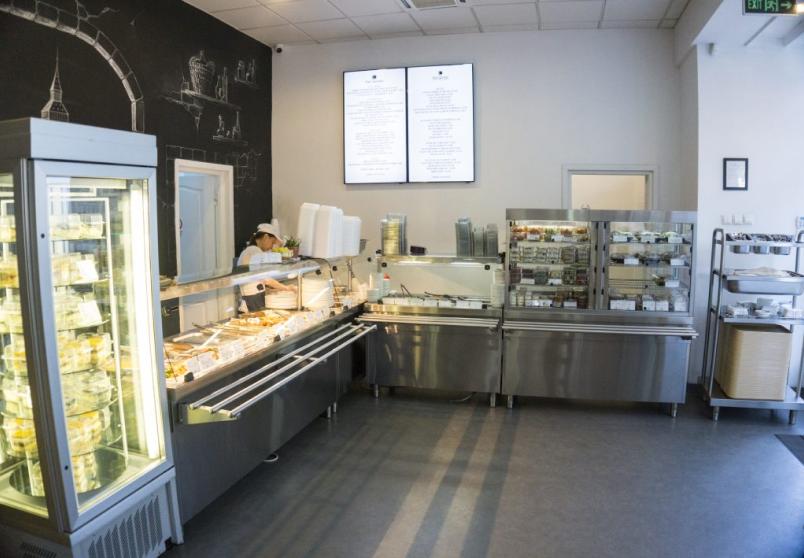 The Canteen Restaurant Inside 2